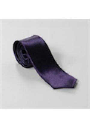 Smalt lilla slips