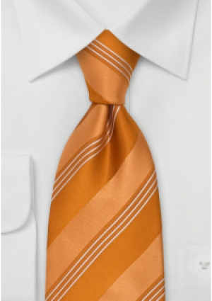Silkeslips orange