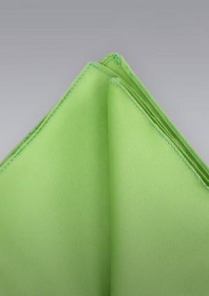 Æblegrøn silkeklud