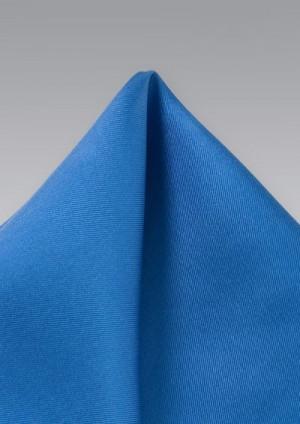 Himmelblå silkeklud