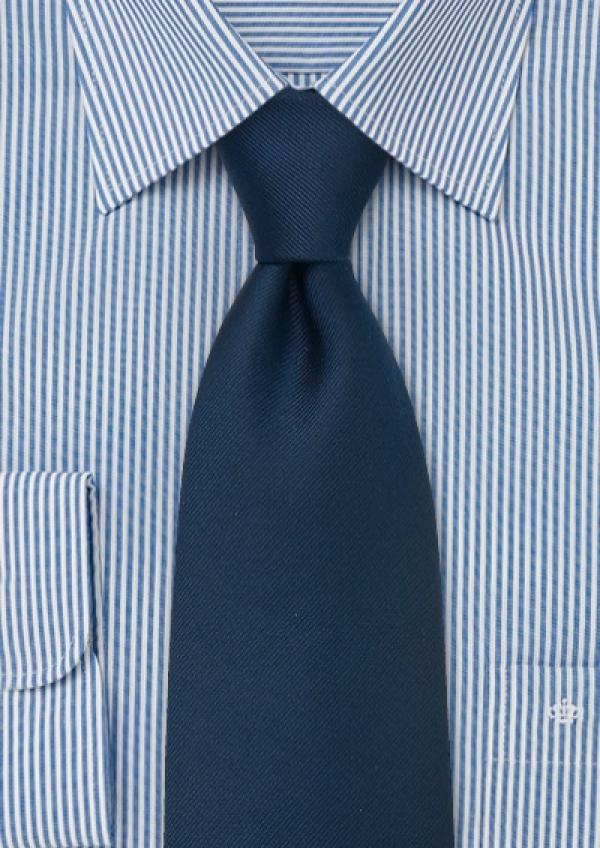 Silkeslips blåt m. striber