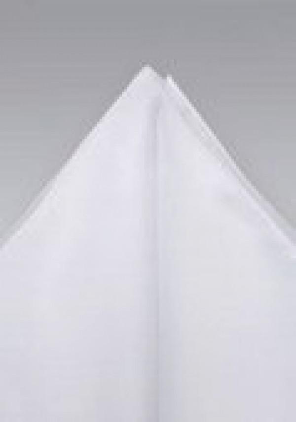 Hvid silkeklud