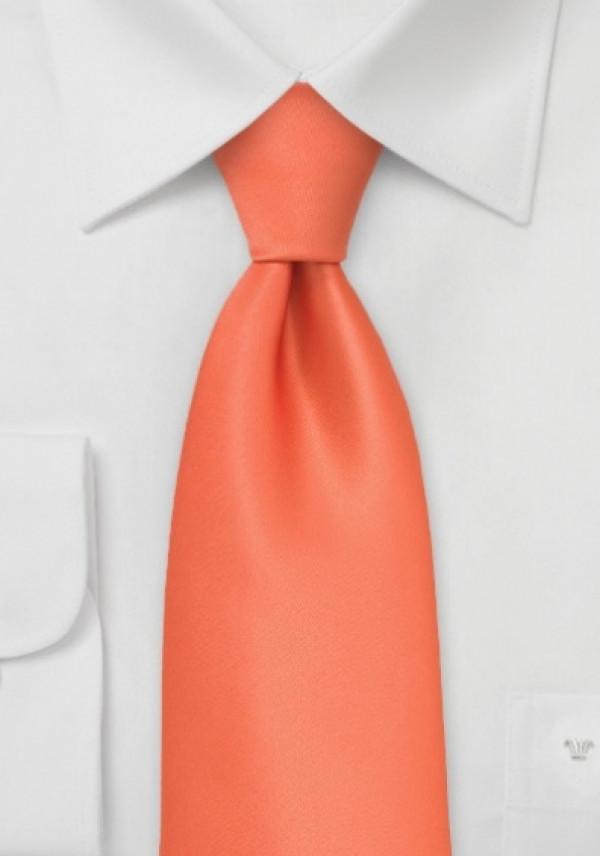 Silkeslips i flot orange
