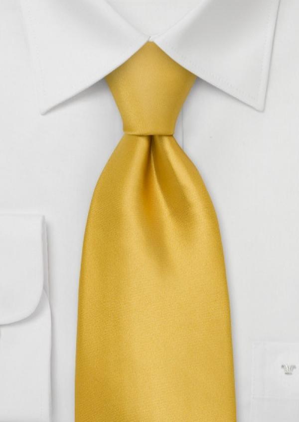 Silkeslips dæmpet gul