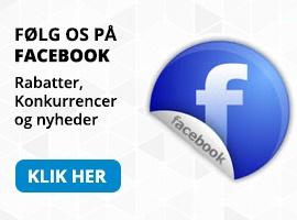 900 LIKES PÅ FACEBOOK - Rabatter, Konkurrencer og nyheder